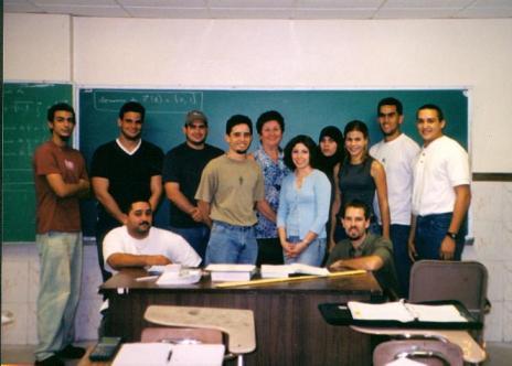 Primer Grupo de Calculo III